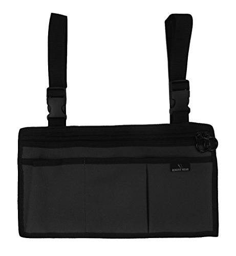 Side-Pack Wheelchair Bag by Benefit Wear