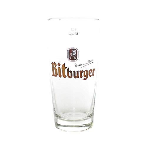 Bitburger Willibecher 0,3l Bier-Glas geeicht ~mn24