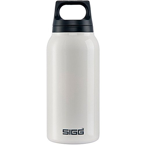 Sigg Thermosflasche Thermo Classic, Weiß, 0.3 l
