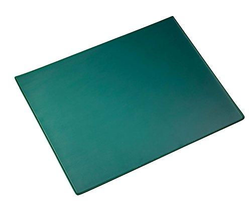 Alco-Albert 5533-18 schrijfonderlegger met transparante afdekking, 50 x 65 cm, donkergroen