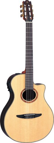 Yamaha NTX1200R Acoustic Electric Classical Guitar, Rosewood