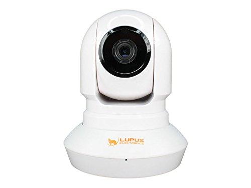 LUPUSNET HD LE200, dreh und schwenkbare WLAN Netzwerkkamera für...