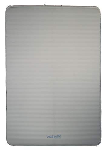 Wechsel Tents Isomatte Teron 42 10.0 XT Doppel-Isomatte für 2 Personen Hoher R-Wert, Grau