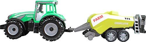 Unbekannt Tractor Cropcuttr 44 cm, color verde