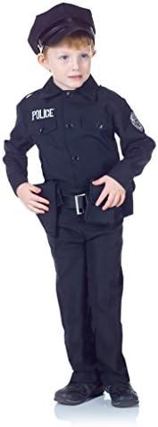 Kids policeman uniform