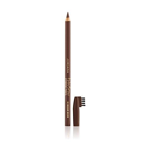 JORDANA Fabubrow Eyebrow Pencil-Medium Brown