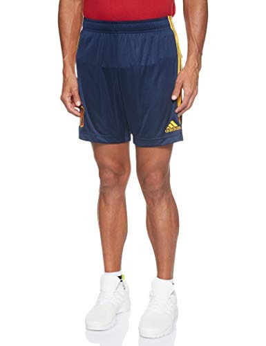adidas FEF H SHO, Pantaloncini Sportivi Uomo, Collegiate Navy, S