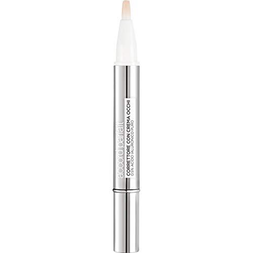 L'Oréal Paris Correttore Con Crema Occhi Accord Parfait, 0.5% di Acido Ialuronico, Illumina, Corregge e Riduce le Imperfezioni in 8 Settimane, 3-5,5