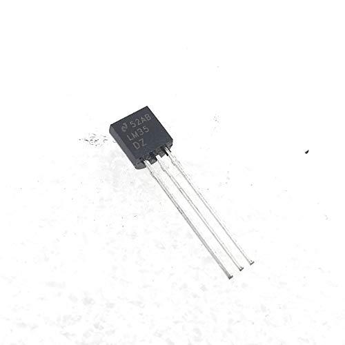 10 STÜCKE Integrierte Schaltung LM35DZ TO-92 LM35 Präzision Celsius Temperatursensor Für IC Niedrige Impedanz