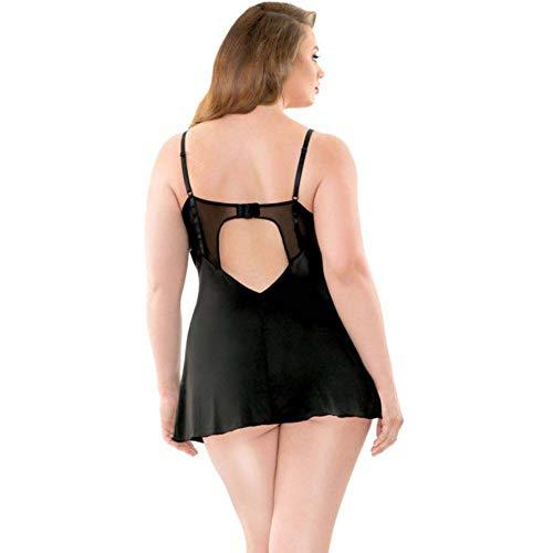 FANTASY LINGERIE erotisch ondergoed van leer en latex voor vrouwen, 160 g