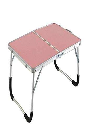Mesa de sofá portátil, bandeja de TV portátil con patas plegables, mesa de cama para ordenador portátil para sofá o suelo
