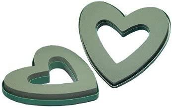 Oasis Floral Foam Mini Open Heart - 9
