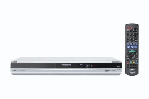 Panasonic DMR-EH535EGS DVD- und Festplatten-Rekorder 160 GB (HDMI, Upscaler 1080p, DivX-zertifiziert, USB 2.0) mit integriertem analog Tuner silber