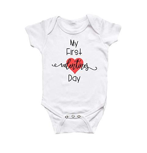 Valentine/'s Day Baby Onesie\u00ae Cute Valentine/'s Day Baby Outfit Adorable V-Day Baby Bodysuit Unisex Baby Shower Gift Love Baby Onesie\u00ae