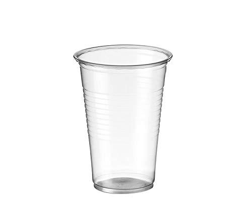 Sumicel Vaso Polipropileno Transparente 220 ml, Caja 3000 Unidades