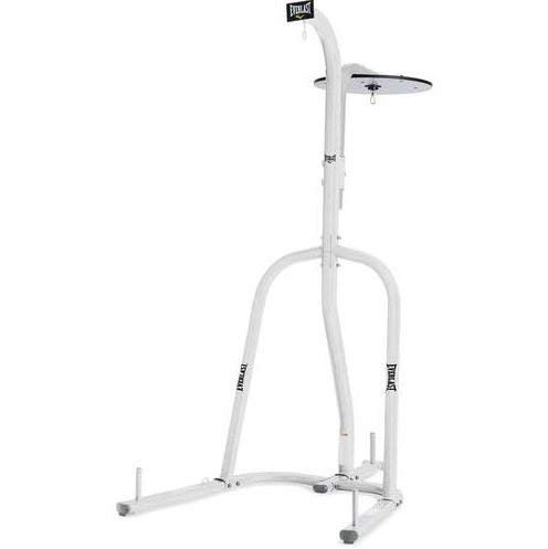 century punching bag stands Everlast Dual-Station Heavy Bag Stand White
