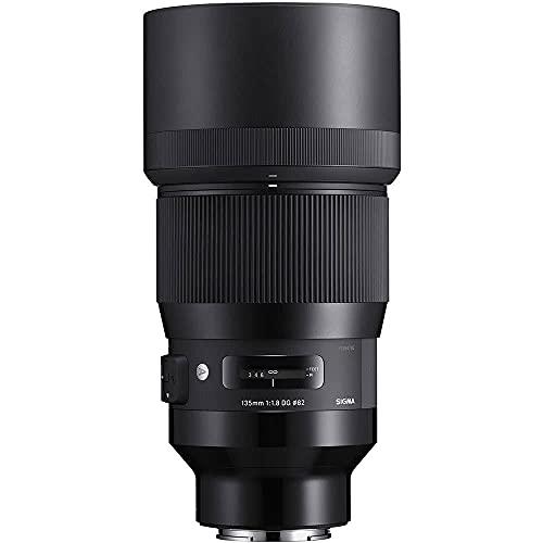 Sigma 135mm f/1.8 Art DG HSM Lens (for Leica/Panasonic L-Mount Cameras)