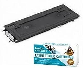Ink Now Premium Compatible Kyocera-Mita Black Toner TK410, TK411 for KM 1620, 1635, 1650, 2020, 2035, 2050, 2550; TASKalfa 180, 181, 220, 221 Printers 15000 yld