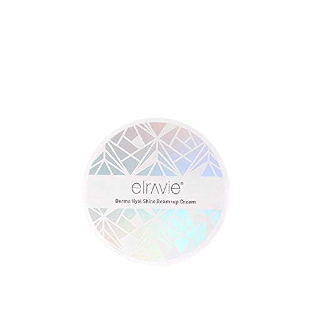 感謝祭ますますテラスエラヴィー[Elravie] ダーマヒアルロン酸 輝くビームアップクリーム15g / Derma Hyal Shine Beam-up Cream