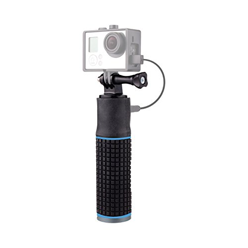 Vivitar APM-7582 5200mAh Compact Power Grip for GoPro or Action Cameras