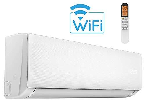 Zephir Condizionatore Ztq Wi-fi 12000 Btu Inverter A++/a+ Gas R32 Ztq9000wifi