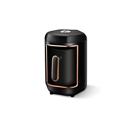 NXYJD KFJDQDL Caffettiera Automatica Turca Macchina da caffè elettrica Senza Fili Caffettiera per Alimenti Moka Bollitore da Viaggio Portatile (Color : A)