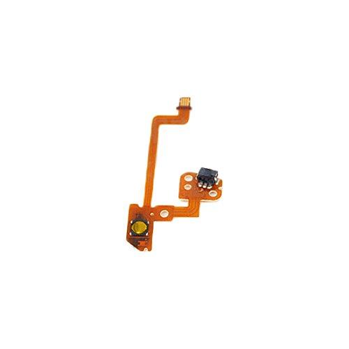 Feicuan Repair Parts Left L-Button Flex Cable Replacement Accessory for Nintendo Switch Controller Joy-Con