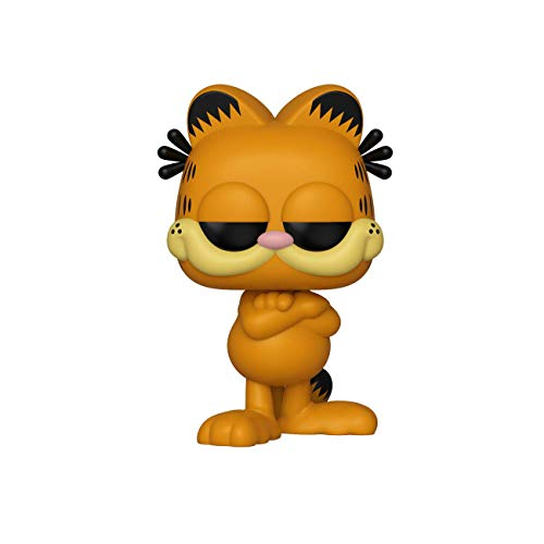 Funko- Pop Figura de Vinilo: Comics Garfield Coleccionable, Multicolor (40172)