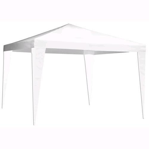 Garden Deluxe 531422 Tonnelle imperméable, 300 x 300 x 180 cm, Blanc