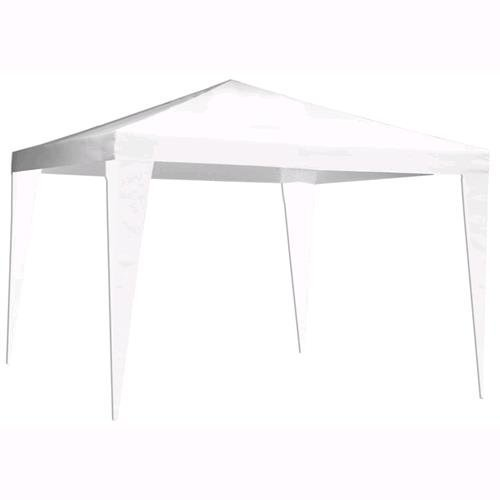 Garden Deluxe Oasis Gazebo Impermeabile, Bianco, 300x300x180 cm