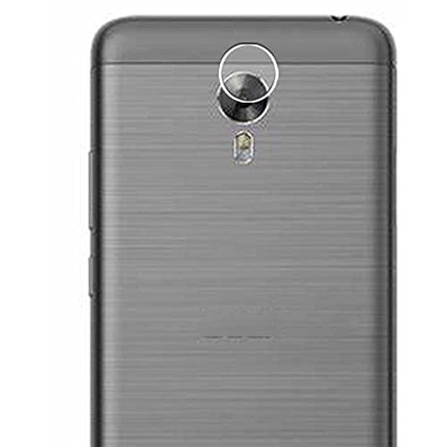 Vaxson 2 Stück Schutzfolie, kompatibel mit Acer Liquid Z6 Plus Kamera TPU Folie Rückseitige Kameraobjektiv [nicht Panzerglas Bildschirmschutzfolie Hülle Hülle ]