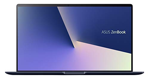 ASUS Zenbook 13 UX334FLC-A4189T, Notebook con Monitor 13,3' FHD Glossy, ScreenPad 2.0 FHD, Intel Core i7-10510U, RAM 16GB, Grafica NVIDIA GeForce MX250, 512GB SSD PCIE 3.0, Windows 10 Home, Blu notte