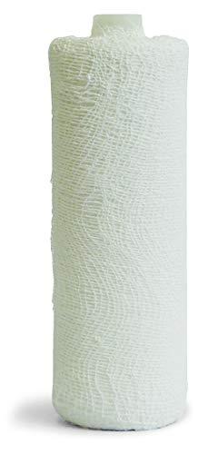 EUROZINC ELAST (mt 10 x cm 10)- Benda elastica all'ossido di zinco pronta all\'uso, con attività antinfiammatorie