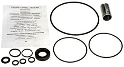 ACDelco 36-350390 Professional Power Steering Pump Rebuild Kit with Bushing and Seals