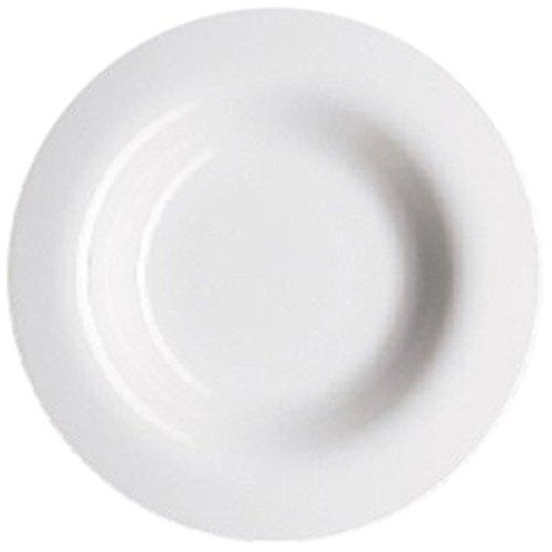 Rosenthal - Moon Suppenteller Weiß Ø 24 cm