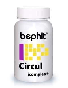 CIRCUL (Castaño de Indias + Vid Roja + Rusco) BEPHIT - 60 cápsulas 575 mg