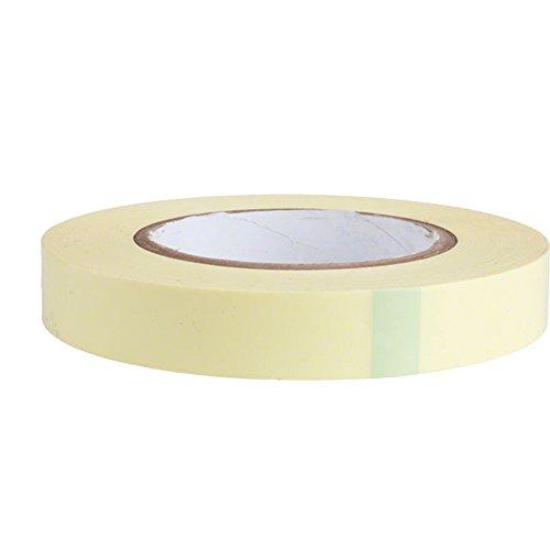 NoTubes - Felgenbänder in gelb, Größe 21 mm x 54840 mm