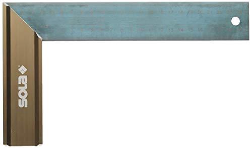 Sola SRG 250, Schreinerwinkel , Blau/Braun, 250x145 mm
