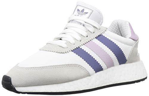 adidas I-5923 W, Zapatillas de Gimnasia para Mujer, 43 1/3 EU, Blanco (Ftwr White/Soft Vision/Ftwr White)