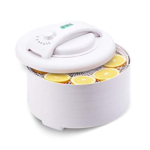 Best Review Of KJRJTS Food Dehydrator Machine - Easy Setup Digital Adjustable Timer and Temperature ...
