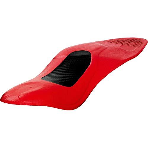 SOLESTAR KONTROL Einlegesohle mit Glasfaserkern für bessere Stabilität in Rennrad- & MTB Radschuhen   Größe 43