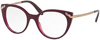 Bvlgari Glasses Frame, for Women, Acetate, Purple, 1018842