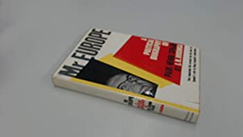Hardcover Mr. Europe: The Political Biography of Paul Henri Spaak Book
