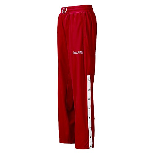 Spalding Bekleidung Teamsport Evolution Pants, Rot/Weiß, XL