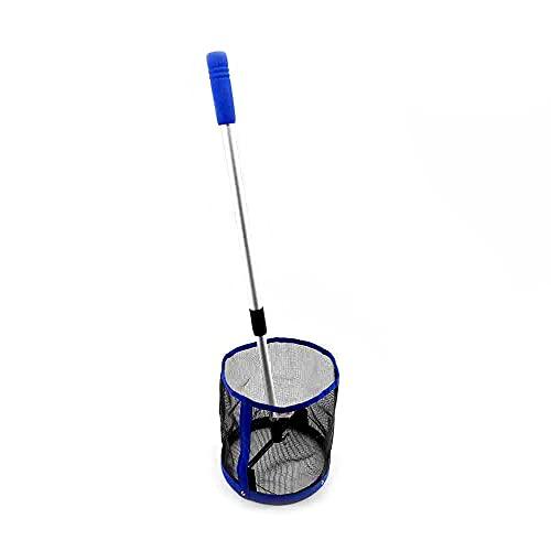 Festnight Capacidad de 120 Bolas Pelotas de Tenis de Mesa Recolector de Pelotas de pingpong Selector de Pelotas de Tenis de Mesa Rodillo de tolva Accesorio de Tenis de Mesa