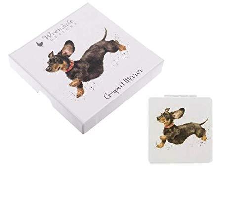 Wrendale ontwerpt compacte spiegel die vrijdag voelen 'Dachshund hond
