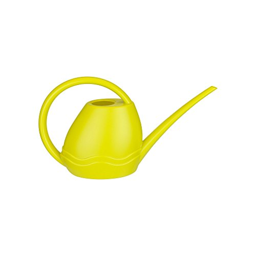 Elho Aquarius Watering Can Regadera, 3.5 litros, Lima, 45,9x15,2x25,2 cm