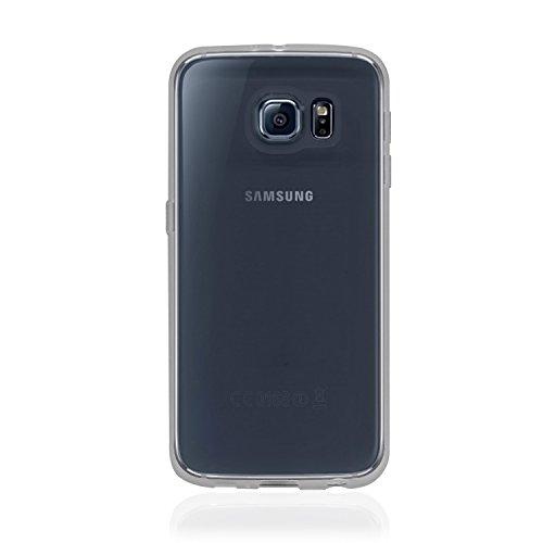 Capa Protetora Jelly Galaxy S6 Edge, Voia, Capa Protetora para Celular, Transparente