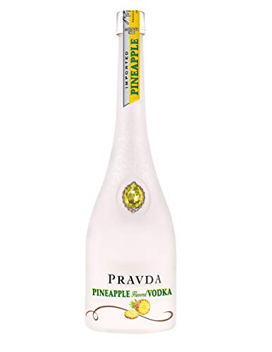 Pravda Vodka 37,5% Vol. Pineapple 0,7l