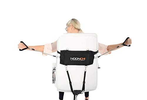 Noonchi V2 All Chair Workout, Turn Any Chair into a Gym. Home Gym, Home Workout Device, Office Workout, Anywhere Gym